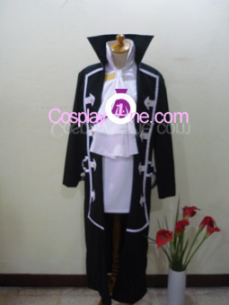 Gilbert Nightray from Pandora Hearts Cosplay Costume front
