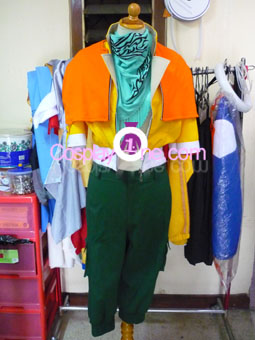 Hope Estheim from Final Fantasy XIII Cosplay Costume front prog3