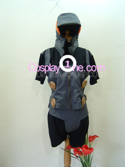 Gale from Digital Devil Saga Cosplay Costume front