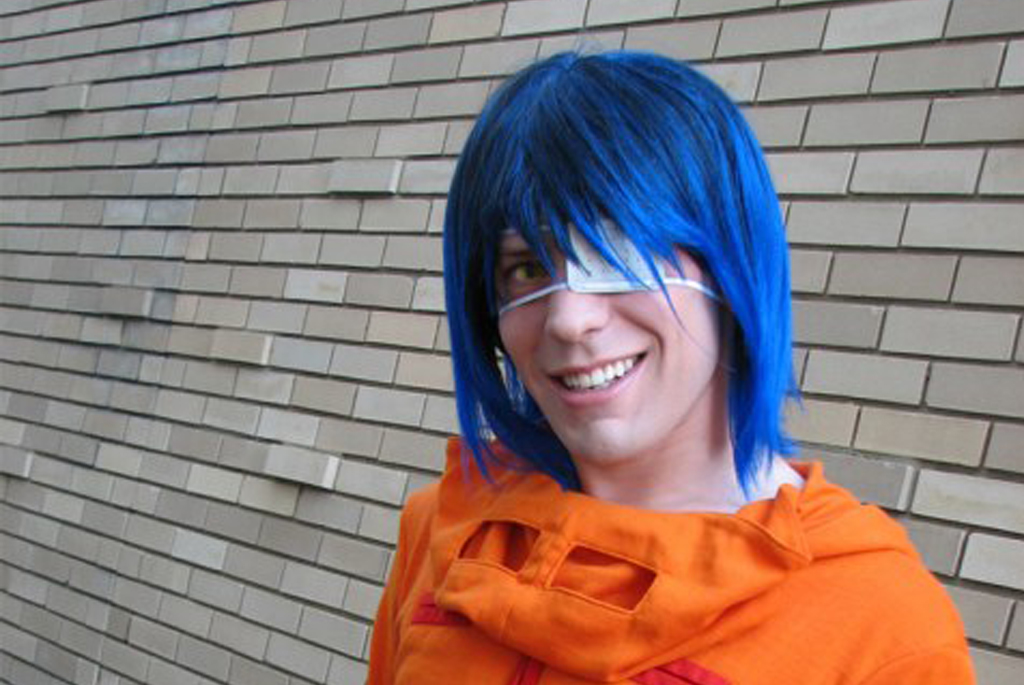 Client Photo Agito Wanijima from Air Gear Cosplay Costume banner