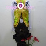 Balthier from Final Fantasy XII Cosplay Costume back