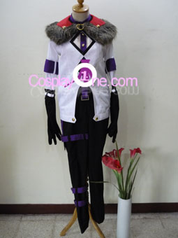 Decus from Tales of Symphonia Cosplay Costume front