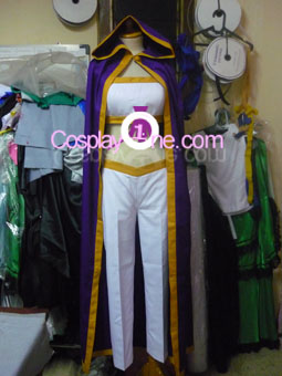 Crystal Maiden from Dota 2 Cosplay Costume front prog