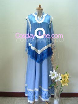 Elyon from WITCH Cosplay Costume front
