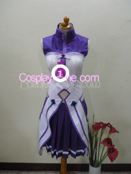 Estelle from Tales of Vesperia Cosplay Costume front