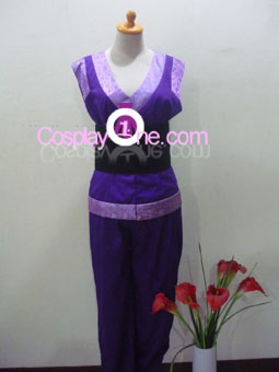 Mileena Legacy from Mortal Kombat Cosplay Costume front
