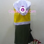 Shiki Misaki from The World Ends Cosplay Costume back
