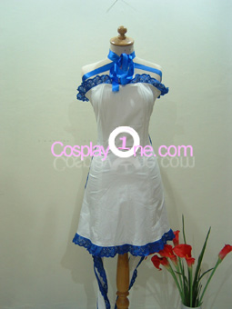 Chi (Butterfly) from Chobits Cosplay Costume front