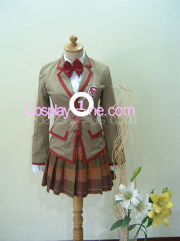 Chizuru from Anime Cosplay Costume front3
