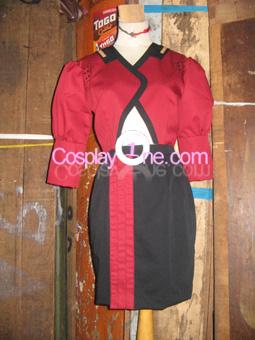 Dunya Scheer from The Musketeer Cosplay Costume front prog1
