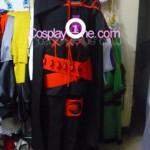 Kurogane from Tsubasa Reservoir Chronicle Cosplay Costume front prog