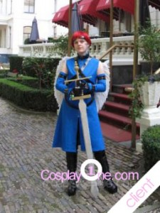 MAL Client Photo2 Archangel Michael Cosplay Costume