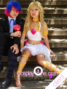 MAL Client Photos2 Panty Anarchy from Panty & Stocking with Garterbelt Cosplay Costume