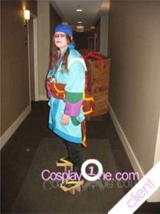 Mononoke Seller Cosplay Costume Client Photos