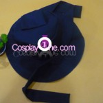 Undertaker from Black Butler Cosplay Costume back hat