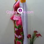Boa Hancock from One Piece Cosplay Costume side