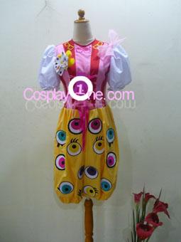Kyary Pamyu Pamyu her ponponpon song Cosplay Costume front