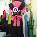 Misaki Nyan from Anime Cosplay Costume back prog