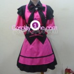 Misaki Nyan from Anime Cosplay Costume front
