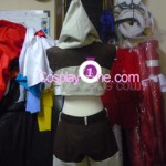 Ragnarok Online (Sniper Girl) from Anime Cosplay Costume back prog