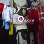 Ragnarok Online (Sniper Girl) from Anime Cosplay Costume side prog
