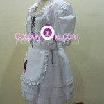 Rebecca Chambers from Resident Evil Cosplay Costume side