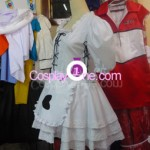 Rebecca Chambers from Resident Evil Cosplay Costume side prog