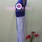 Setsuna F. Seiei from Mobile Suit Gundam Cosplay Costume inner side