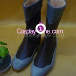 Setsuna F. Seiei from Mobile Suit Gundam Cosplay Costume shoes
