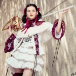 Amy Sorel from Anime Cosplay Costume client 1