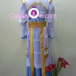 Archbishop from Anime Cosplay Costume back R