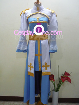Archbishop from Anime Cosplay Costume front