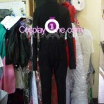 Catwoman from DC Comics Cosplay Costume back prog