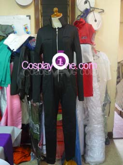 Catwoman from DC Comics Cosplay Costume front prog