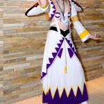 Helba from Anime Cosplay Costume Client Photos2