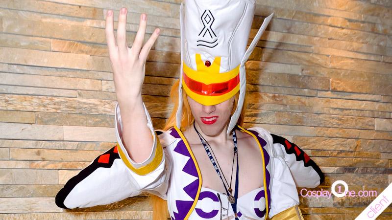 Helba from Anime Cosplay Costume
