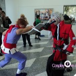 Ragna The Bloodegde from Anime Cosplay Costume client 2