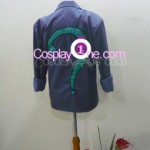 Riddler from DC Comics Cosplay Costume back