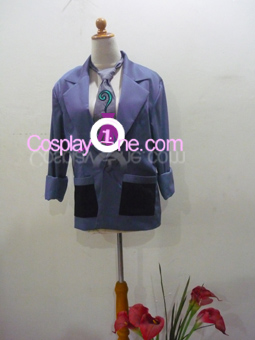 Riddler from DC Comics Cosplay Costume front