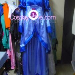 Ice Queen from Adventure Time Cosplay Costume front prog