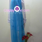 Captain Dophin from Anime Cosplay Costume back