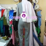 Lucia from Devil May Cry Cosplay Costume back prog3