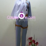 Lucia from Devil May Cry Cosplay Costume front