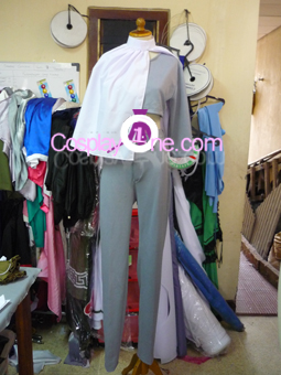 Lucia from Devil May Cry Cosplay Costume front prog3