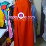 Magus from Chrono Trigger Cosplay Costume back prog