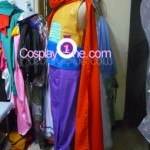 Magus from Chrono Trigger Cosplay Costume side prog