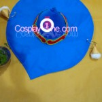 Paine Black from Final Fantasy X Cosplay Costume Mage hat