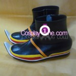 Paine Black Mage from Final Fantasy X Cosplay Costume shoes