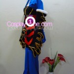 Paine Black Mage from Final Fantasy X Cosplay Costume side