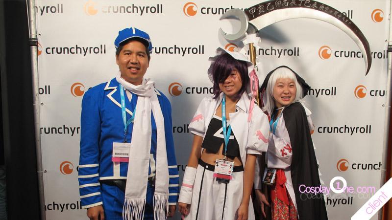Tegami Bachi Ookami Kakushi Cosplay Costume banner